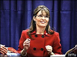 Sarah Palin, cựu thống đốc bang Alaska, cựu ứng viên phó tổng thống của đảng Cộng hòa