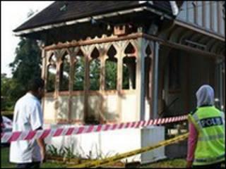 Một nhà thờ bị tấn công tại Taiping