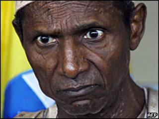 Umaru Yar'Adua, presidente de Nigeria