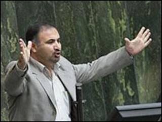 حسن ونایی، نماینده اصولگرای مجلس ایران