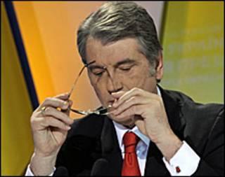 Віктор Ющенко.