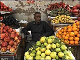 फल विक्रेता