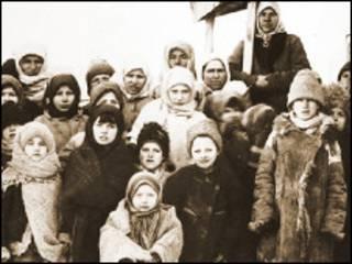 Число жертв Голодомора составило почти 4 млн человек