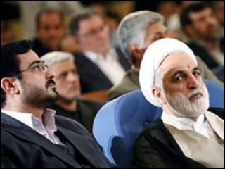 اژه ای دادستان کل و مرتضوی - عکس از فارس