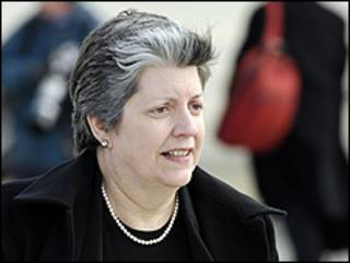 Janet Napolitano, Sakatariyar harkokin cikin gidan Amurka