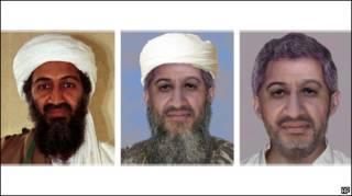 Компьютерная обработка фотографии бин Ладена