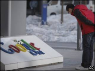 Sede Google en China