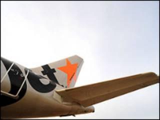 Máy bay của Jetstar