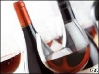 شیشه شراب