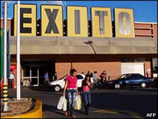 Supermercado Éxito