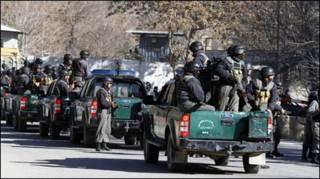 پلیس کابل