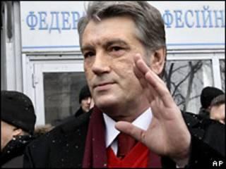 Tổng thống Victor Yushchenko