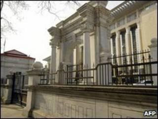 Tòa án NDTC tại Trung Quốc