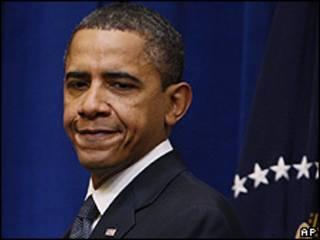 Barack Obama em Washington