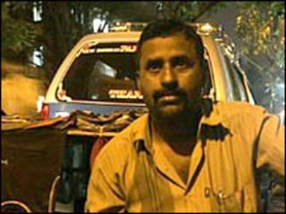 मुंबई में टैक्सी और टैक्सी चालक