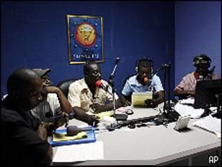 Jornalistas da Rádio Signal FM