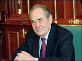 Минтимер Шаймиев (фото с сайта президента Татарстана)