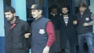اعتقال أشخاص في تركيا
