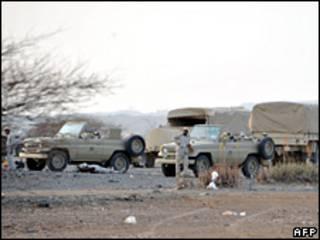 جنود سعوديون في اليمن