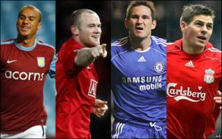Stars of 4 teams