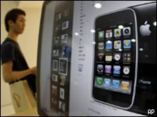 Телефоны iPhone в Китае