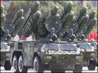 Tên lửa của Trung Quốc