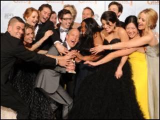 美国《欢乐合唱团》(Glee)