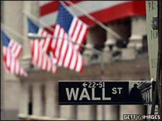 Wall Street, em Nova York