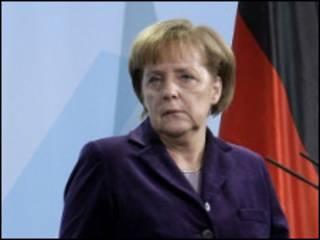 د جرمني لومړۍ وزيره اغلې مرکل