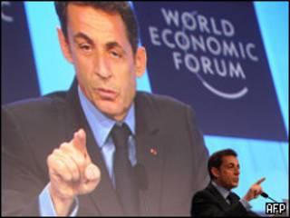 Rais Sarkozy wa Ufaransa