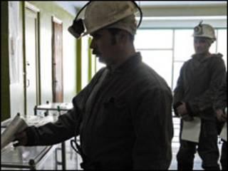 шахтарі на виборах президента
