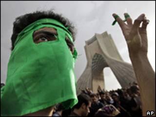 Opositor en Irán