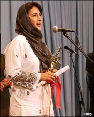 فاطمه گودرزی، بازیگر سینمای ایران
