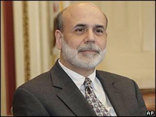 Ben Bernanke (arquivo)