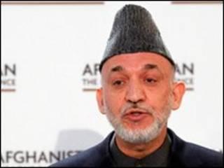 Tổng thống Karzai muốn 'hòa đàm' với các dân quân cấp thấp của Taliban