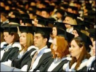 大学毕业典礼