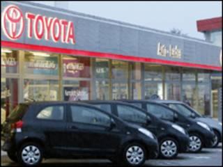 Автомобили Toyota