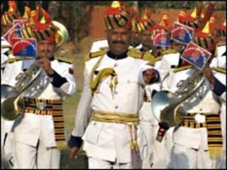 राजस्थान पुलिस बैंड