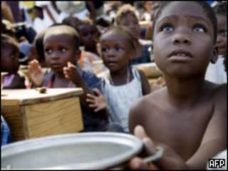 Гаитянские дети