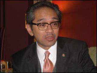 အင်ဒိုနီးရှား နိုင်ငံခြားရေးဝန်ကြီး မာတီနာတာ လဂဝါ
