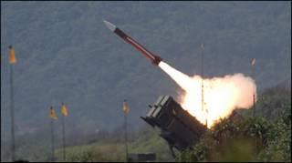 Tên lửa Patriot của Mỹ tại Đài Loan