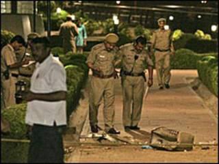 वर्ष 2008 का दिल्ली धमाका