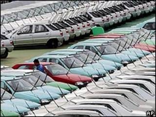 Autos Peugeot-Citroën