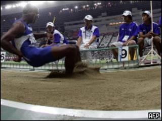 Competencia de atletismo (Foto genérica)