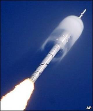 راکت فضایی آرس