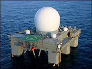 كان الرادار، وهو من طراز اكس باند، السبب وراء فشل التجربة