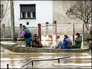 Паводок в Україні