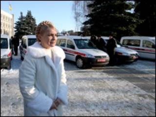 Тимошенко в Черкасах