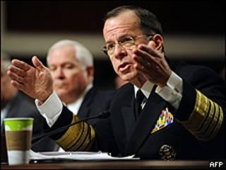 O almirante Michael Mullen (arquivo)