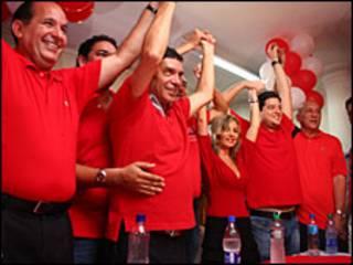 Candidatos del Partido Liberal Colombiano